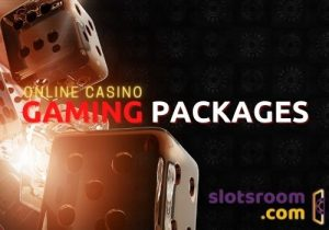 Slots Room Casino offers gaming packages